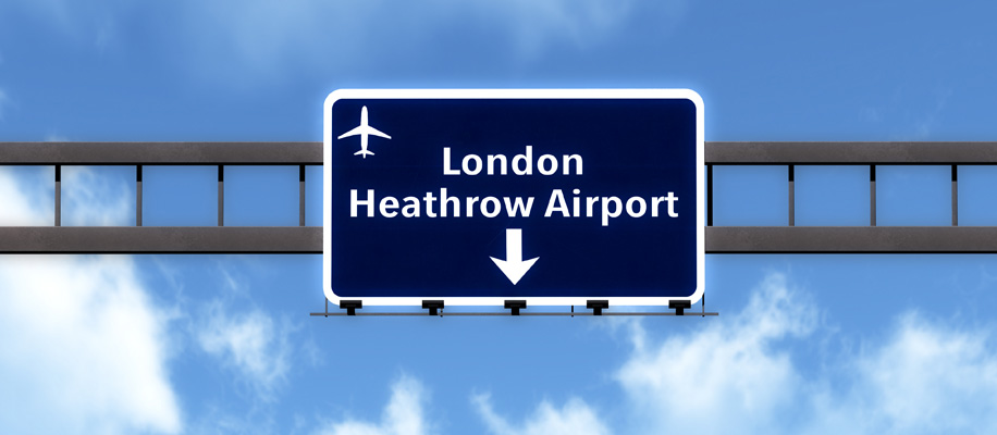 Airport Transfers to Heathrow and Gatwick from Newbury and Thatcham